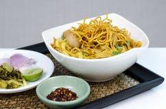 Khao soi Royalty Free Stock Photography