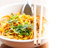 Khao Soi Royalty Free Stock Photography