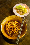 Khao Soi royalty free stock photos