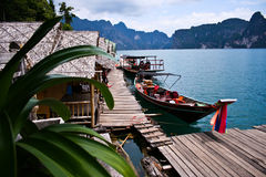 Khao Sok stock photo