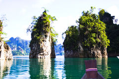 Khao Sok Lizenzfreies Stockfoto