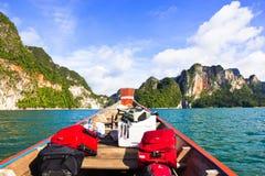 Khao Sok Image libre de droits