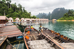 Khao Sok Foto de Stock Royalty Free