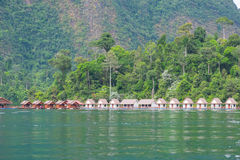 Khao Sok Photographie stock