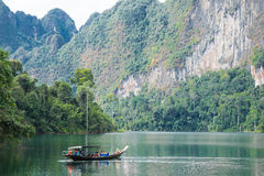 Khao Sok Stockfotos