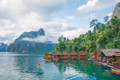 Khao Sok Photo stock
