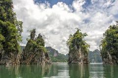 Khao Sok National Park Stockfotos
