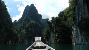 Khao Sok National Park bij Khao-LAK stock fotografie