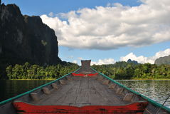 Khao Sok National Park en Thaïlande Photographie stock libre de droits