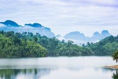 Khao sok Stock Image