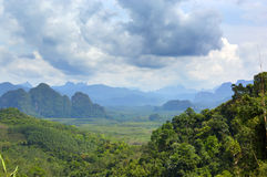 Khao Sok National Park Stock Photo