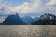 Khao Sok National Park at pointview Stock Photography