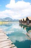 KHAO SOK National Park, Surat Thani Province Thailand Stock Photography