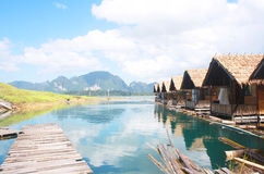 KHAO SOK National Park, Surat Thani Province Thailand Royalty Free Stock Images
