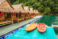 Khao sok national park in surat thani southern of thailand Stock Images
