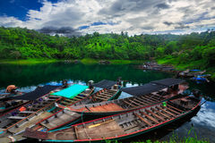 Khao Sok National Park Royalty Free Stock Photo