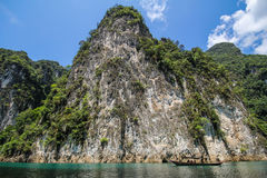 KHAO SOK National Park, Suratthani Thailand Stock Image