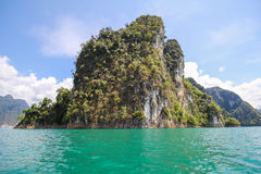 KHAO SOK National Park, Suratthani Thailand Royalty Free Stock Photos