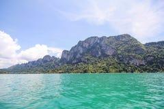 KHAO SOK National Park, Suratthani Thailand Royalty Free Stock Image