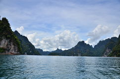 This is khao sok national park Stock Images