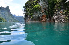 This is khao sok national park Stock Photo