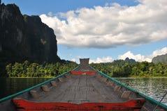 Khao Sok National Park in Tailandia Fotografia Stock Libera da Diritti