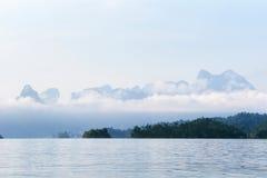Khao Sok National Park, Tailandia Fotografía de archivo libre de regalías