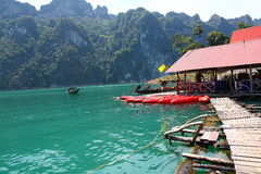 Khao Sok National Park Stock Photography