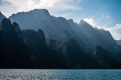 Khao Sok National Park. Thailand. Stock Image