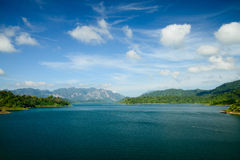 Khao Sok National Park. Thailand. Royalty Free Stock Image