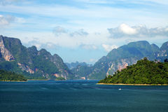 Khao Sok National Park. Thailand. Stock Images