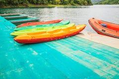 Khao-sok Nationalpark in Surat Thani südlich von Thailand Lizenzfreie Stockfotos