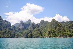 KHAO SOK park narodowy, Suratthani Tajlandia obrazy stock
