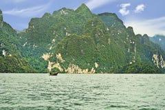 Khao Sok park narodowy, Tajlandia Obrazy Royalty Free