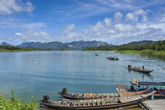 Khao Sok, Thailand' s Guilin Stock Photo