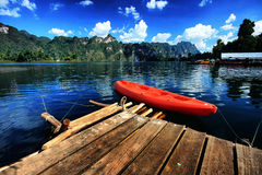 Khao Sok, Thailands Guilin Stockbild