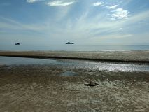 Khao Tao Beach Immagini Stock