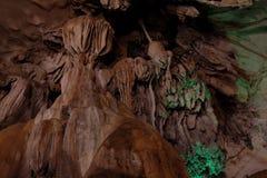 Khao wang della caverna Fotografia Stock