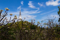 Khao Wang (parc historique de Phra Nakhon Khiri) Photographie stock