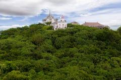 Khao Wang and Phra Nakhon Khiri palace Royalty Free Stock Image