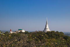 Khao Wang, provincia de Phetchaburi Fotos de archivo