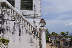 Khao Wang slott Royaltyfri Foto