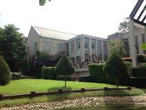 @Khao Yai del hotel de Thames Valley Fotografía de archivo libre de regalías