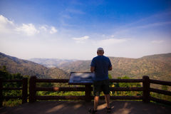 Khao Yai. Is a great place to visit in Thailand Stock Photos