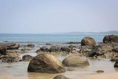 Khaolak beach Stock Image