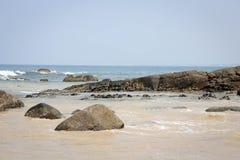 Khaolak beach Royalty Free Stock Images