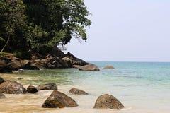 Khaolak beach Stock Photography