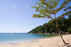 Khaolak of THAILAND Royalty Free Stock Photo