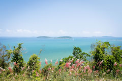 Khaomatsee Chumphon de point de vue Photos libres de droits