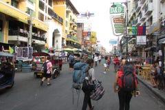 Khaosan Road Royalty Free Stock Photos
